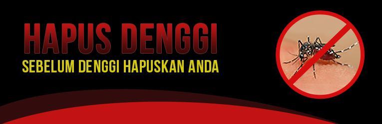 Hapus Denggi