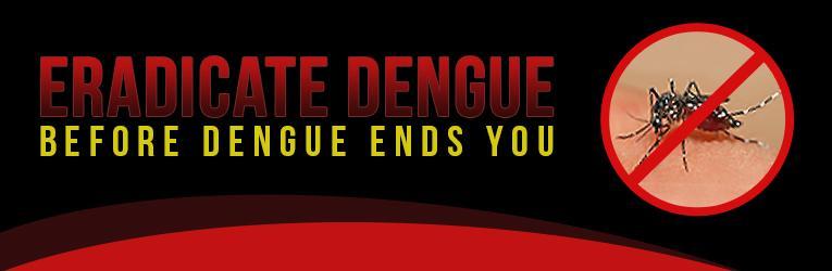 Eradicate Denggi
